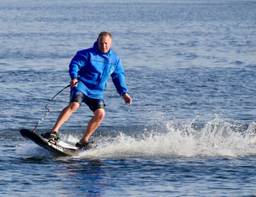 JETSURF Electric review