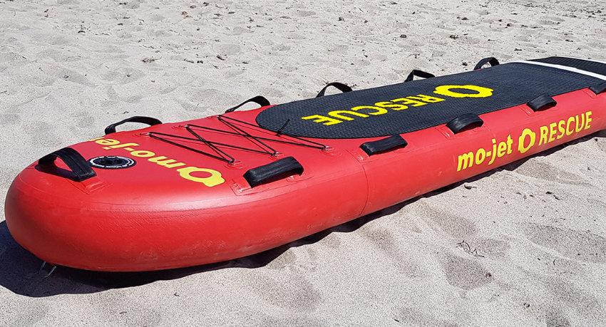 Rettungs-Jetboard