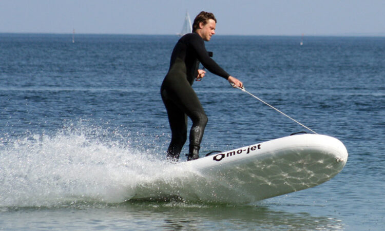 mo-jet all in one electric jetboard