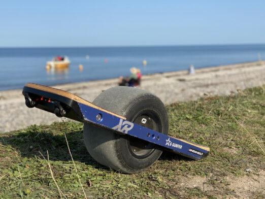 Onewheel e Skateboard