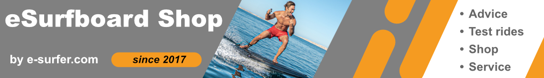 E-Surfer Shop - eFoils, Jetboards, Onewheels and more