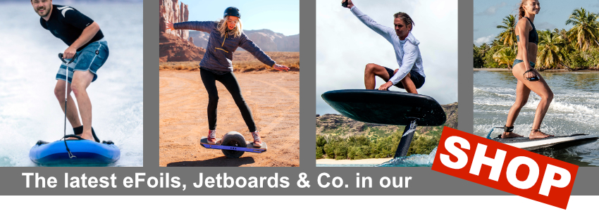 Electric Surfboard eFoil Jetboard Shop