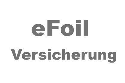 eFoil Versicherung