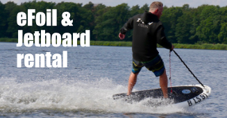 eFoil and Jetboard rental