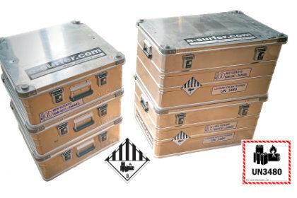 E-Surfer Batterie Kiste