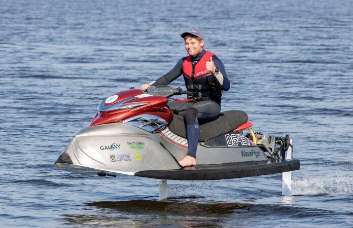 Elektro Hydrofoil Jetski