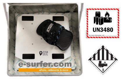 Jetsurf battery Box