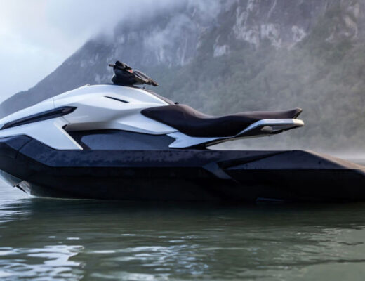 Taiga Orca electric PWC
