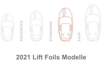 2021 Lift Foils Modelle