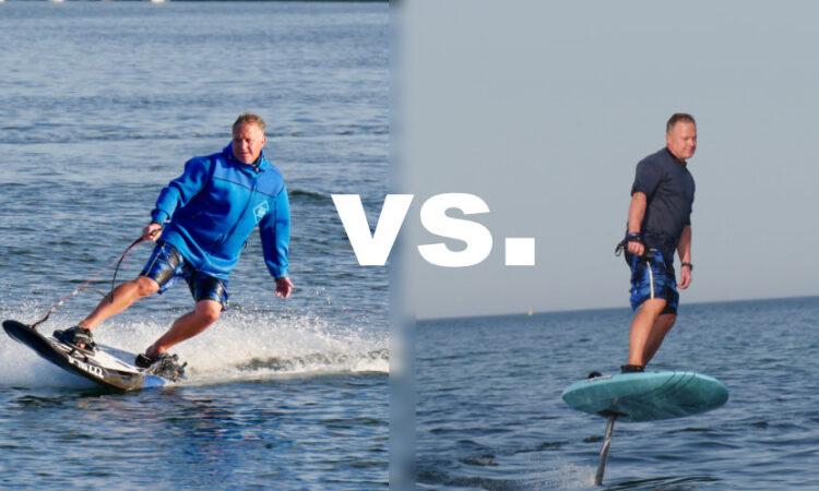Jetboard or eFoil