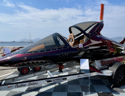 Luxury Marine Toys at Cannes Yachting Festival