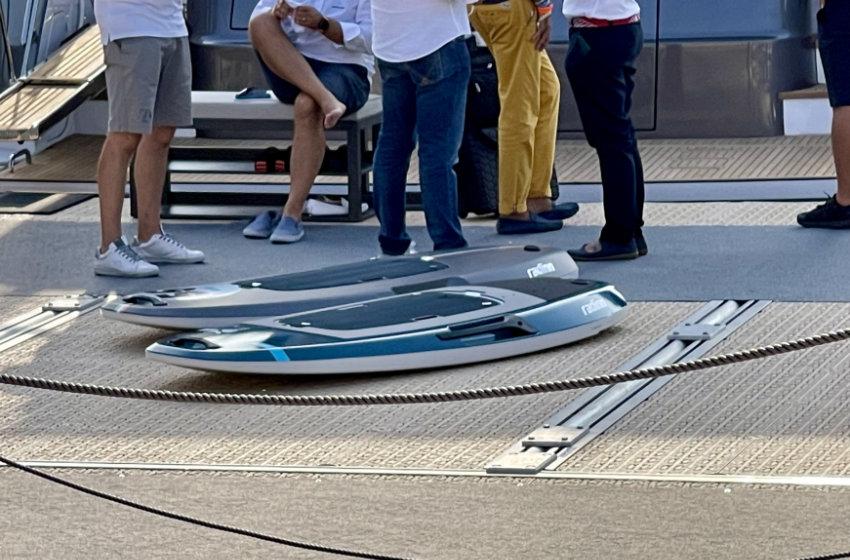 Radinn Jetboards als Luxury Water Toys