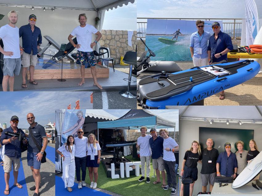 e-surfer meets the eSurfboard industry